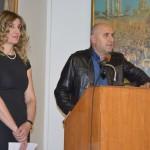Ο Περιφερικειακος Δ/ντής κ. Κωνσταντόπουλος καλωσορίζει το Ειδικό Σχολείο Λυκόβρυσης