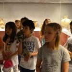 Εκπαιδευτική επίσκεψη στο Αρχαιολογικό Μουσείο Αιανής.