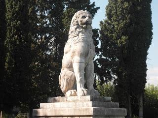 Ο Λέων: Το ιστορικό μνημείο της Χαιρώνειας