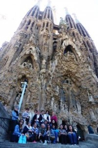 all sagrada familia