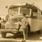 παλιό λεοφωρείο Νάξου