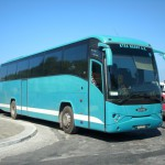 σύγχρονο λεωφορείο Νάξου