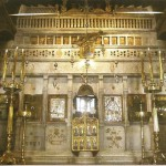 Το κεντρικό κλίτος του ναού