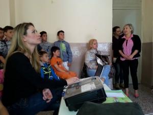 Μουσική εκδήλωση ΣΤ΄ & Μουσικού σχολείου Αμυνταίου