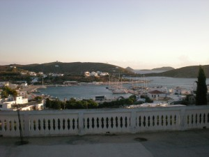 Η θέα του σχολείου μας.