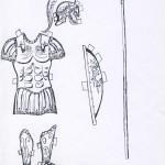 Η πανοπλία του Αχιλλέα