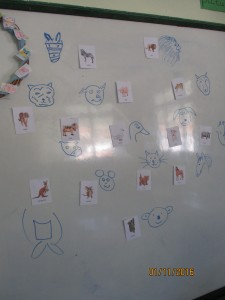 Animal Bingo - Primary School of Sourpi