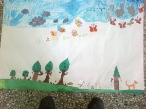 μονοπάτι - δάσος
