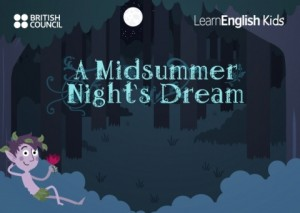A Midsummer Night's Dream for kids _ TeachingEnglish _ British Council _ BBC