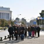 2.Βόλτα στην παγωμένη Θεσσαλονίκη