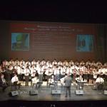 5.Η εβδομηκονταμελής μικτή χορωδία των δέκα Εκκλησιαστικών Σχολείων