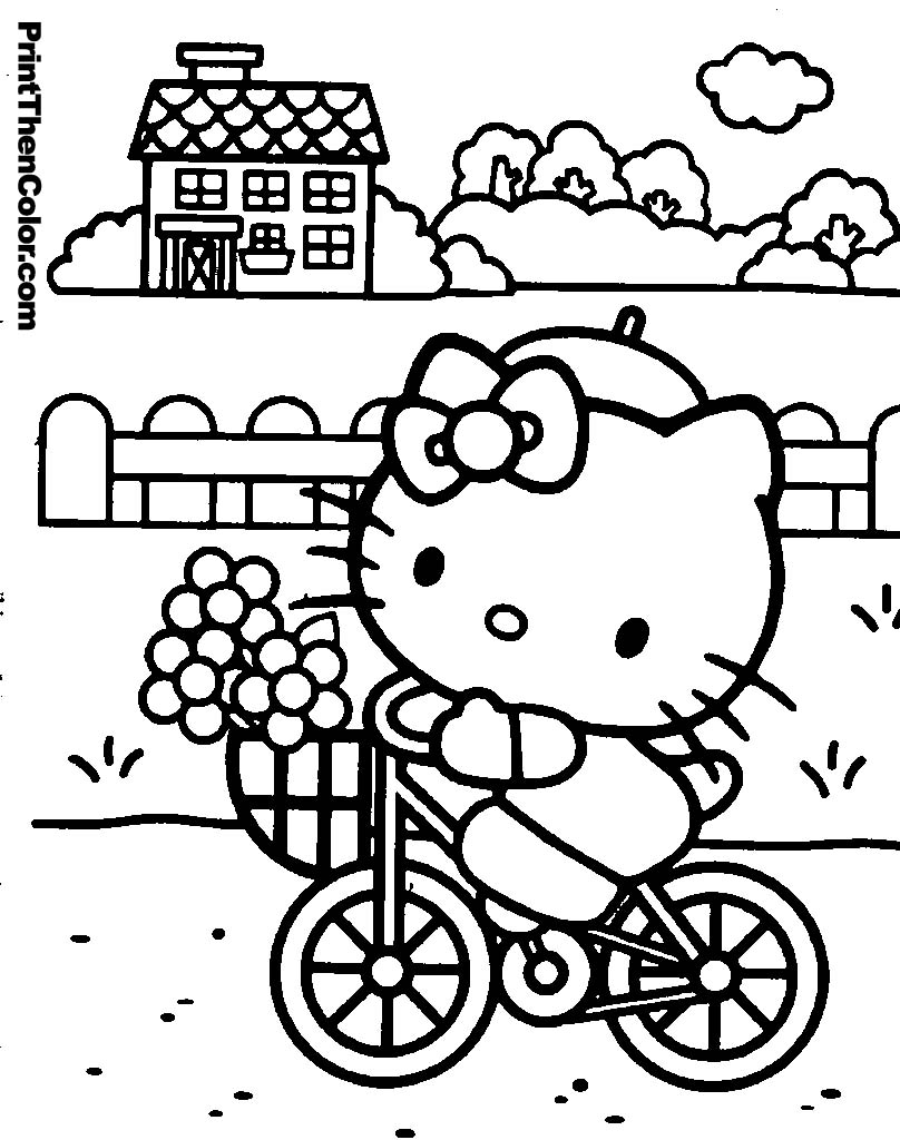 Nerd Hello Kitty Coloring Pages http://newtonenergypartners.com/admin/kitty-colouring-pages