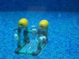 Το υποβρύχιο Ρομπότ μας!