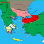 Η ΒΥΖΑΝΤΙΝΗ ΑΥΤΟΚΡΑΤΟΡΙΑ ΤΟ 1360 - ΤΟ ΔΕΣΠΟΤΑΤΟ ΤΟΥ ΜΥΣΤΡΑ