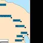 χαρτης πελοποννησος