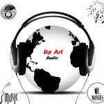 Up Art Radio - banner της εκπομπής