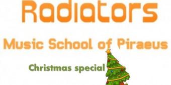 Radiators xmas logo