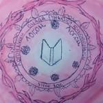 Λογότυπο της ομάδας του Λέσχη λογοτεχνίας Γυμνασίου Κουνουπιδιανών
