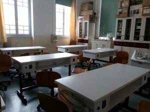Το εργαστήριο των θετικών επιστημών