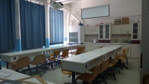Το εργαστήριο Φυσικής του σχολείου μας