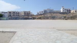 Το γήπεδο του σχολείου