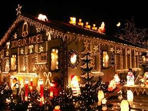 Illuminations de Noel