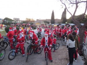 Santa Bike_ποδηλατοβόλτα 5