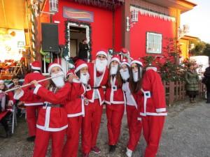 Santa Bike_συναυλία 2