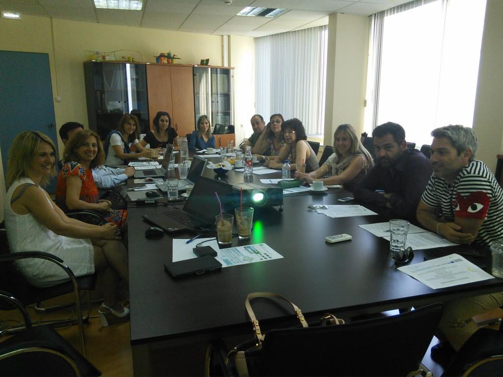 Συνάντηση ομάδας περιφερειακών συνεργατών για την υποστήριξη των εθελοντών εκπαιδευτικών και την ανάδειξη των καλών πρακτικών αξιοποίησης του ψηφιακού περιεχομένου [Ψηφιακό Σχολείο]
