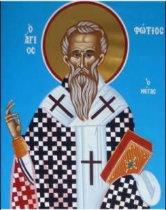 Πατριάρχης Φώτιος