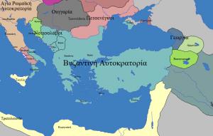 Υποταγή Βουλγάρων στο Βυζάντιο επί Βασιλείου Β΄ 1018 μ.Χ.
