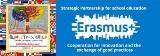 """Τη διετία 2016-2018 το Νηπιαγωγείο μας συμμετέχει, ως συνεργάτης της Διεύθυνσης Πρωτοβάθμιας Εκπαίδευσης Χανίων, στο ευρωπαϊκό πρόγραμμα  Erasmus+/KA2 «Quality – 3C Child (cheerful,courageous, creative child)?» – «Ποιότητα – 3C (χαρούμενο, θαρραλέο, δημιουργικό) Παιδί;"""""""