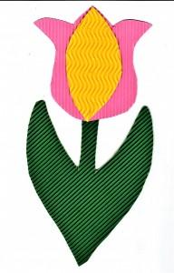 Χαρτοκοπτική & χαρτοκολλητική με οντουλέ χαρτόνια.