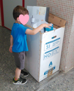 ανακύκλωση Ισπανία