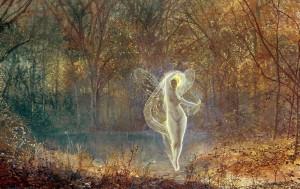 Autumn, 1871 του John Atkinson Grimshaw (1836-93)