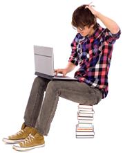 """Σας οδηγεί στον ιστότοπο του διαγωνισμού """"Μάθηση & Τεχνολογία"""""""