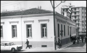Κτίριο οδού Μανιακίου