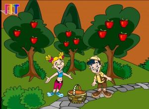 Η μηλόπιτα - Απόλυτοι αριθμοί