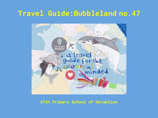 Bubbleland no.47