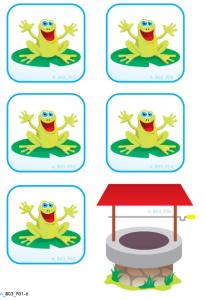 B3 froggies