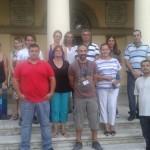 ΣΔΕ Κέρκυρας: Ξενάγηση στην παλιά πόλη της Κέρκυρας (17/9/2015)