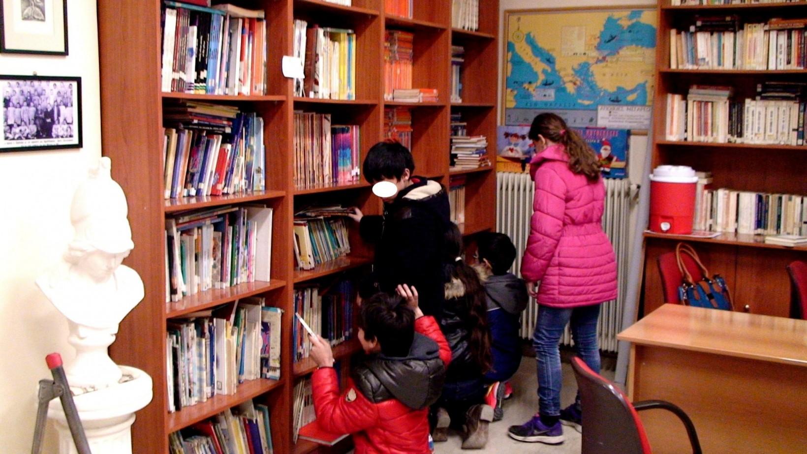 26-2-2015 Δημοτική Βιβλιοθήκη Μεγάρων 4