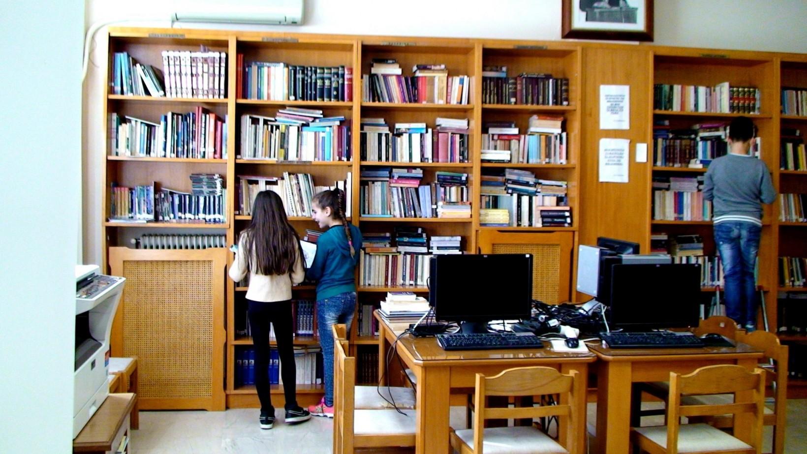 26-2-2015 Δημοτική Βιβλιοθήκη Μεγάρων 7