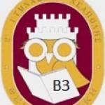 Λογότυπο της ομάδας του Β3 2ου Γυμνασιου Νεάπολης Θεσσαλονίκης