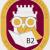 Λογότυπο της ομάδας του Β2 2ου Γυμνασίου Νεάπολης