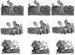 φύλλο εργασίας για το μύθο της Περσεφόνης