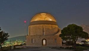 ΘΟΛΟΣ ΠΕΝΤΕΛΗΣ (τηλεσκόπιο Newall)