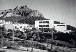 Το δημοτικό σχολείο στα Πευκάκια.