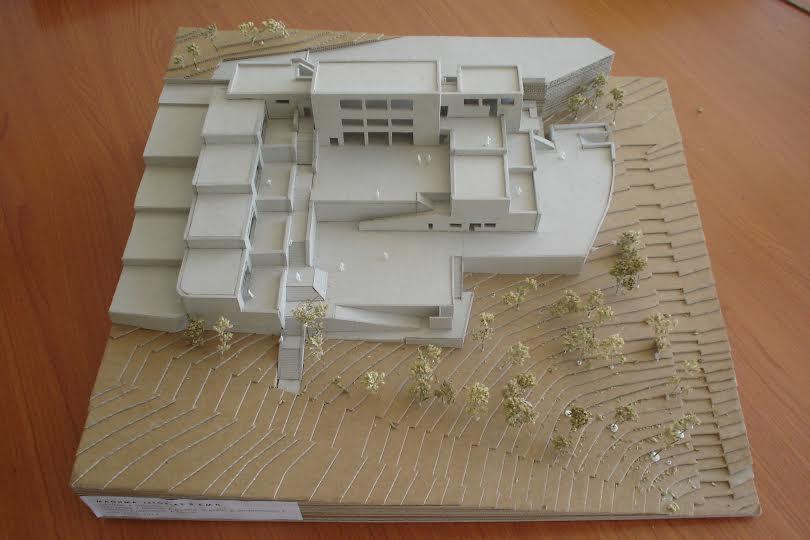 Αρχιτεκτονική Μακέτα του Σχολείου μας