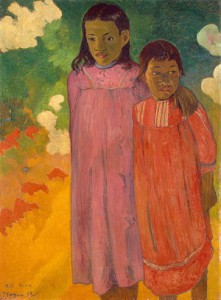 gauguin-paul-two sisters